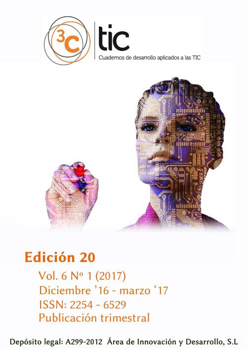 Ver Vol. 6 Núm. 1 (2017)