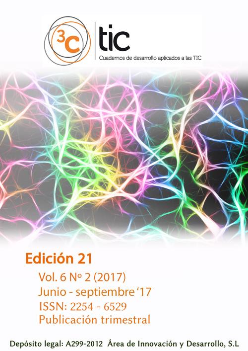 Ver Vol. 6 Núm. 2 (2017)